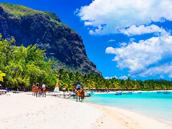 Rejser til Mauritius