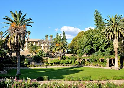 Ink Palace i Windhoek